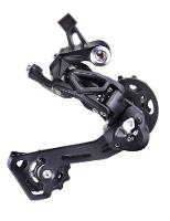 MICROSHIFT Rear Derailleur - XLE - 1 x 11 Speed, Mega Sprocket 11-46T (Shimano compatible)
